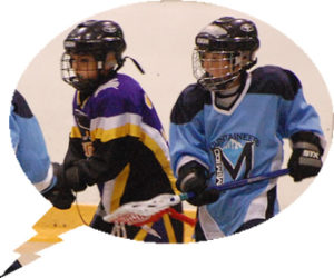 youth sports players